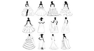 how to choose a wedding dress uk