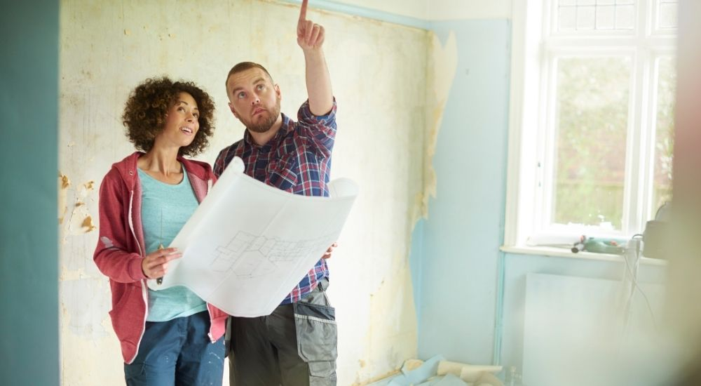 how to remodel a house yourself