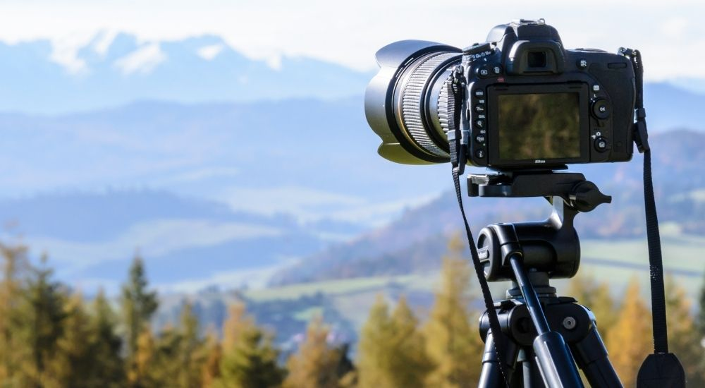dslr camera for travel photography