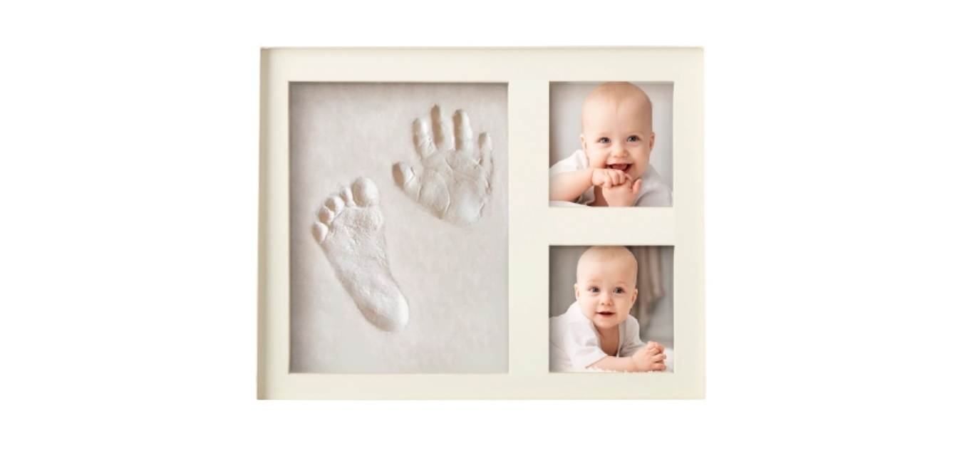 personalized baby's first christmas