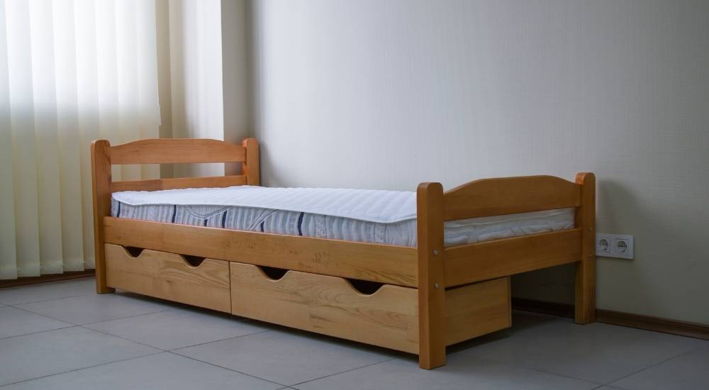 economical option for bed